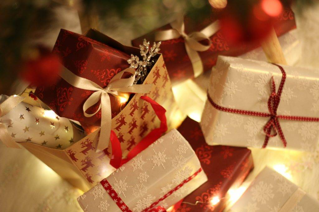Weihachtsgeschenke Basteln