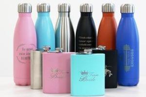 Gravierte Trinkflaschen